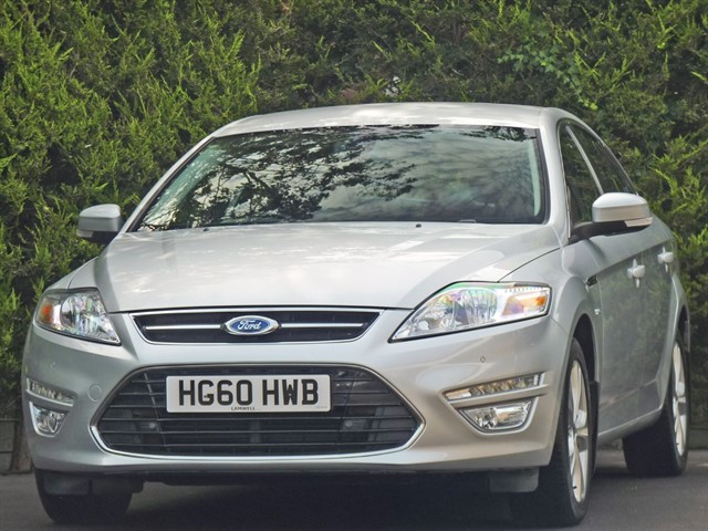 used Ford Mondeo TITANIUM TDCI in dorset