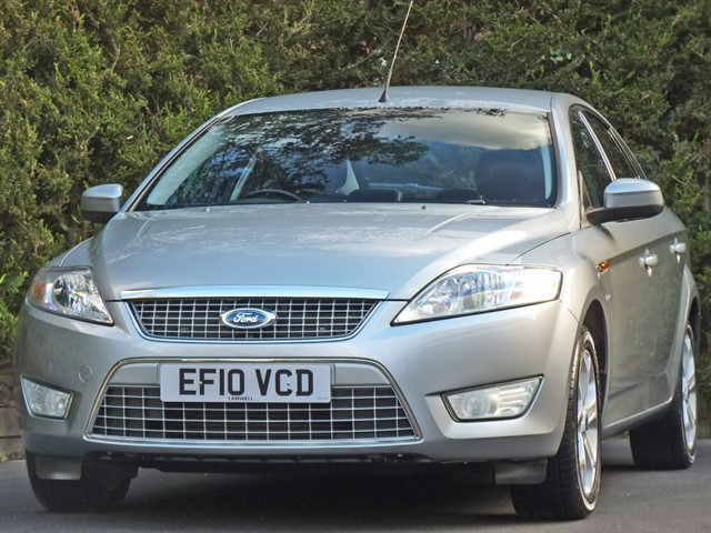 used Ford Mondeo 2.0 TDCi 140 TITANIUM in dorset