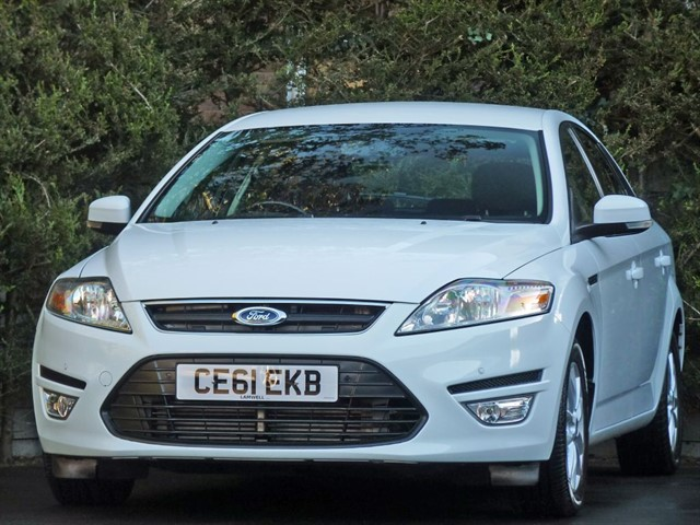 used Ford Mondeo ZETEC in dorset