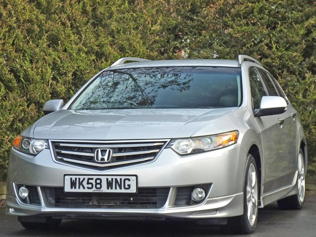 used Honda Accord I-DTEC ES GT in dorset