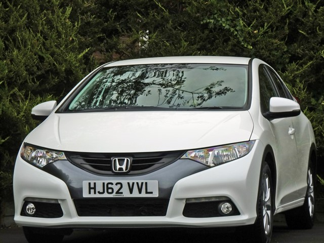 used Honda Civic I-VTEC ES in dorset