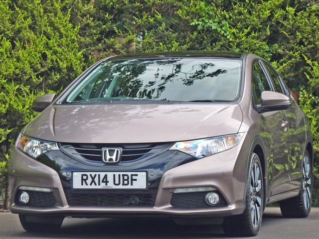 used Honda Civic I-VTEC SR in dorset