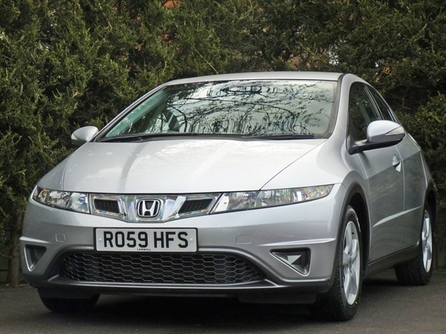 used Honda Civic 1.8 I-VTEC SE in dorset