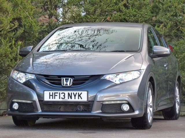 used Honda Civic 1.8 I-VTEC ES-T in dorset