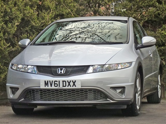 used Honda Civic I-VTEC SE in dorset