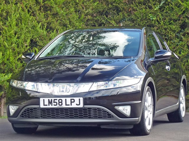 used Honda Civic 1.8 EX I-VTEC in dorset