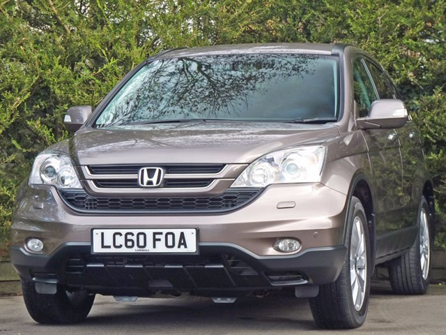 used Honda CR-V I-DTEC ES Automatic in dorset