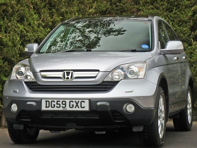 used Honda CR-V I-VTEC  in dorset