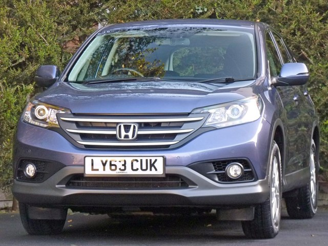 used Honda CR-V I-DTEC SE in dorset