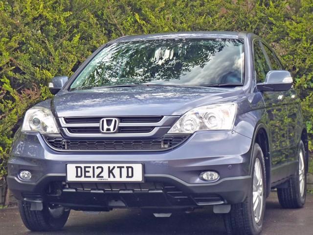 used Honda CR-V 2.0 I-VTEC SE+ in dorset