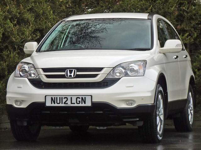 used Honda CR-V 2.0 I-VTEC ES AUTOMATIC in dorset