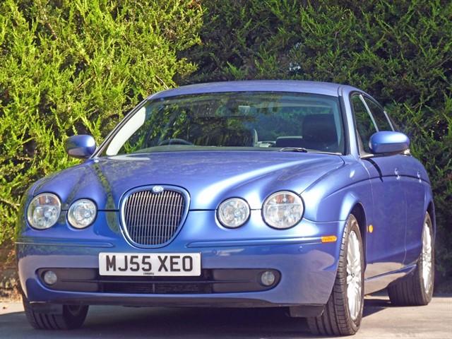 used Jaguar S-Type 2.7 V6 Turbo Diesel in dorset