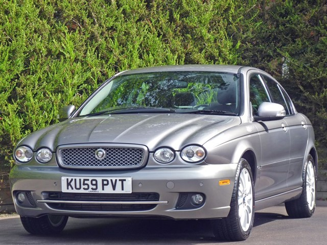 used Jaguar X-Type S in dorset