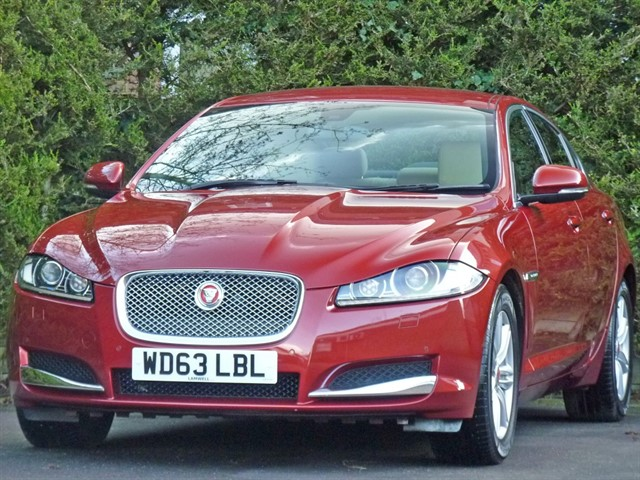 used Jaguar XF 2.2 LUXURY AUTOMATIC in dorset