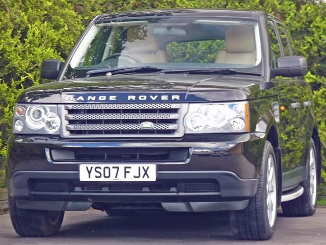 used Land Rover Range Rover Sport TDV6 AUTOMATIC in dorset