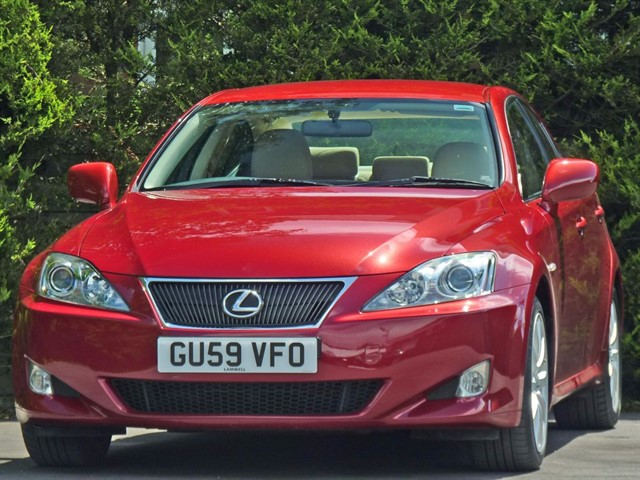 used Lexus IS 250 SE AUTOMATIC in dorset