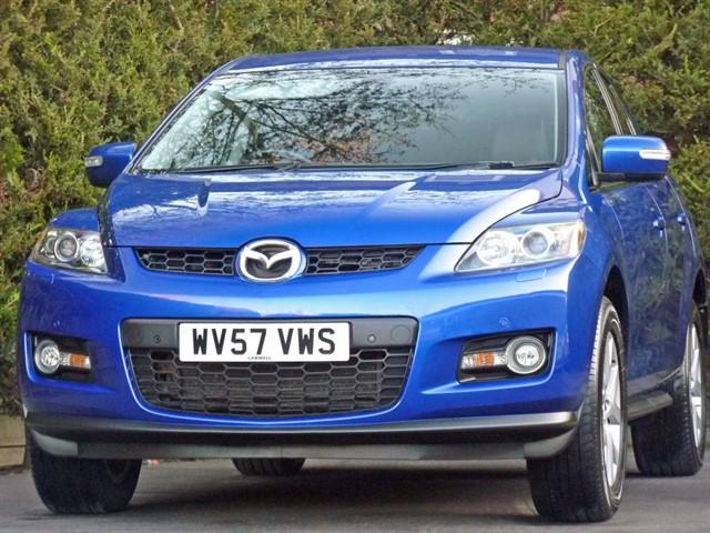 used Mazda CX-7  in dorset