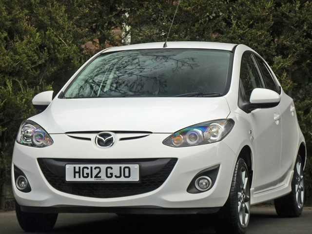 used Mazda Mazda2 1.4 VENTURE EDITION in dorset