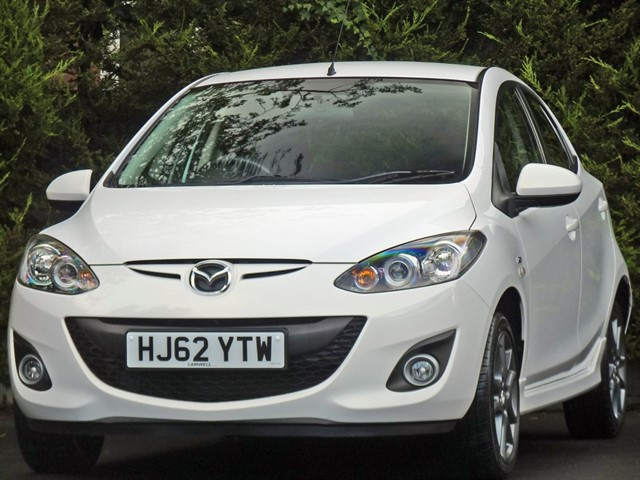 used Mazda Mazda2 VENTURE EDITION in dorset