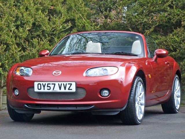 used Mazda MX-5 SPORTS ROADSTER in dorset