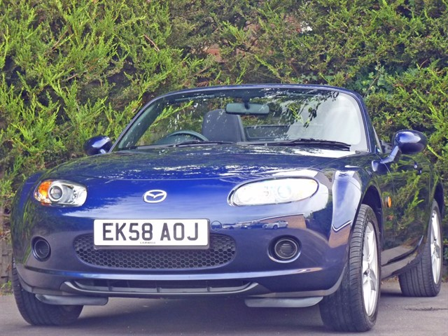 used Mazda MX-5 2.0 Sports Roadster in dorset