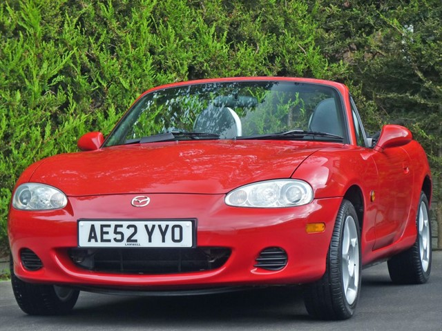 used Mazda MX-5 ARIZONA in dorset