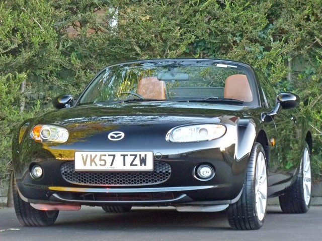 used Mazda MX-5 2.0 SPORT ROADSTER in dorset