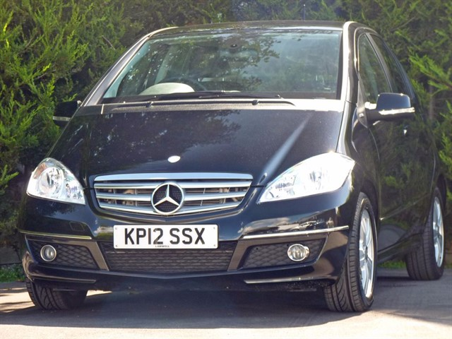 used Mercedes A160 CDI AVANTGARDE SE in dorset