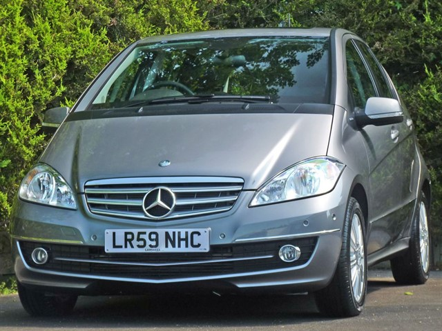 used Mercedes A160 2.0 CDI ELEGANCE SE AUTOMATIC in dorset