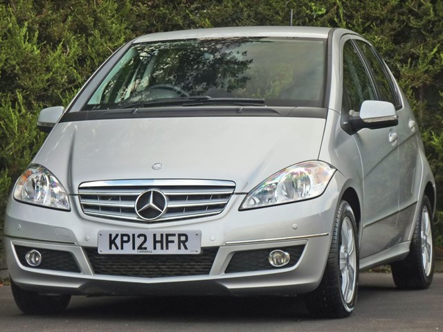 used Mercedes A160 2.0 CDI AVANTGARDE SE AUTOMATIC in dorset