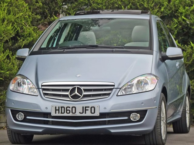 used Mercedes A160 1.5 ELEGANCE SE AUTOMATIC in dorset