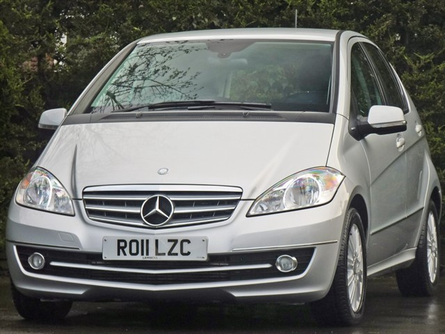 used Mercedes A160 ELEGANCE SE AUTOMATIC in dorset