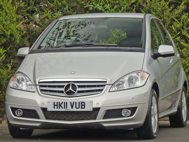 used Mercedes A180 2.0 CDI AVANTGARDE SE AUTOMATIC in dorset