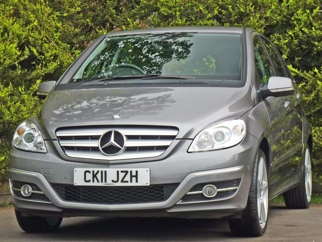 used Mercedes B160 BLUEEFFICIENCY SPORT in dorset