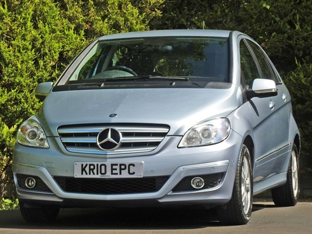 used Mercedes B160 SE AUTOMATIC in dorset