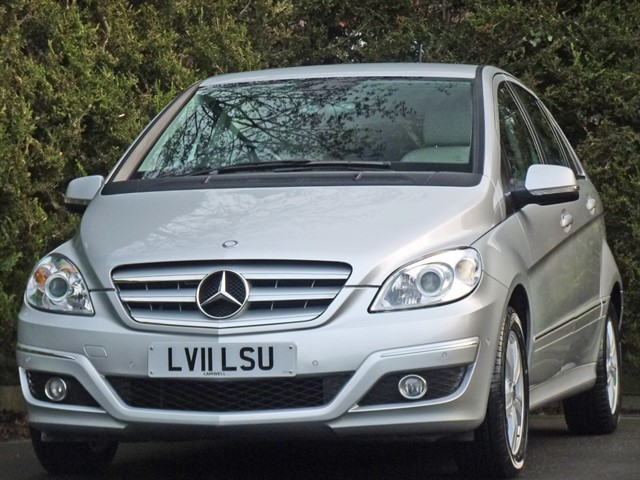 used Mercedes B160 BLUEEFFICIENCY SE in dorset