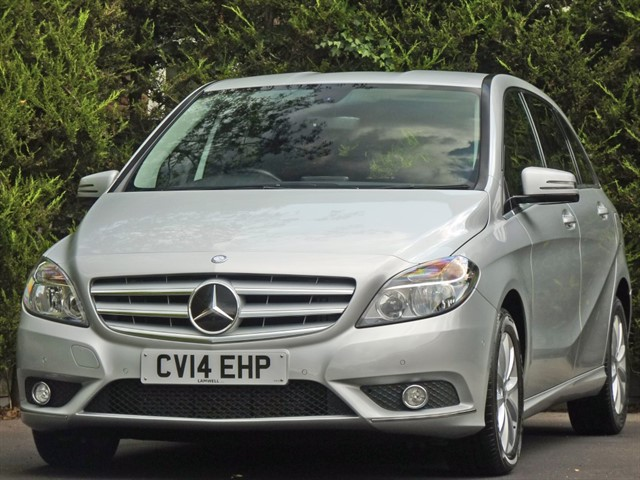 used Mercedes B180 CDI BLUEEFFICIENCY SE in dorset