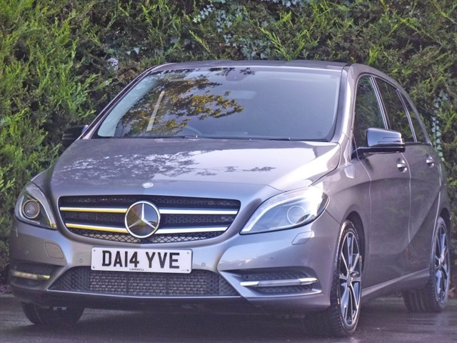 used Mercedes B180 BLUEEFFICIENCY SPORT in dorset