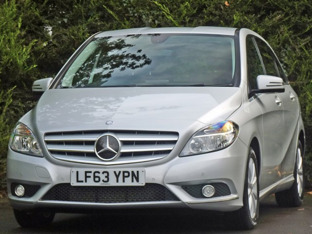 used Mercedes B180 CDI BLUEEFFICIENCY SE AUTOMATIC in dorset