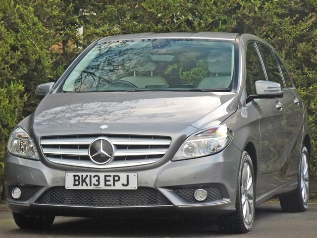used Mercedes B180 1.8 CDI BLUEEFFICIENCY SE in dorset