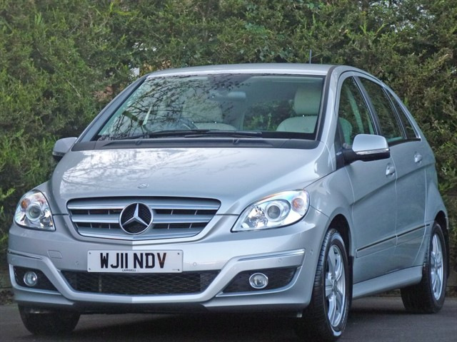 used Mercedes B180 BLUEEFFICIENCY SE in dorset