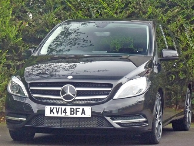 used Mercedes B180 CDI BLUEEFFICIENCY SPORT AUTOMATIC in dorset