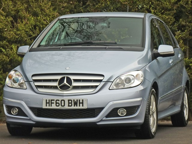 used Mercedes B200 2.0 CDI SE AUTOMATIC in dorset