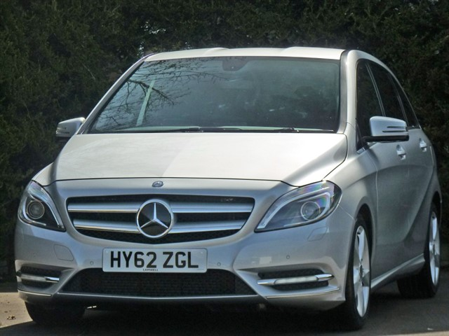 used Mercedes B200 CDI BLUEEFFICIENCY SPORT AUTOMATIC in dorset