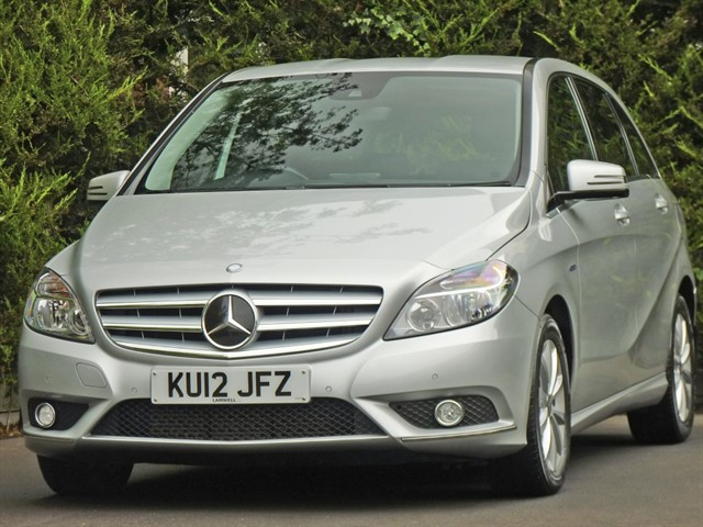 used Mercedes B200 CDI BLUEEFFICIENCY SE AUTOMATIC in dorset
