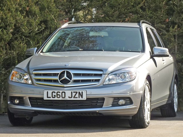 used Mercedes C180 CGI BLUEEFFICIENCY EXECUTIVE SE in dorset
