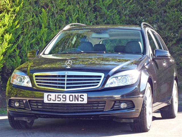 used Mercedes C180 KOMPRESSOR BLUEEFFICIENCY SE AUTOMATIC in dorset