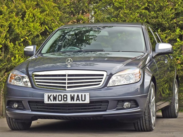 used Mercedes C180 KOMPRESSOR SE AUTOMATIC in dorset