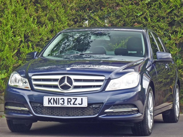 used Mercedes C200 2.1 CDI BLUEEFFICIENCY EXECUTIVE SE AUTOMATIC in dorset