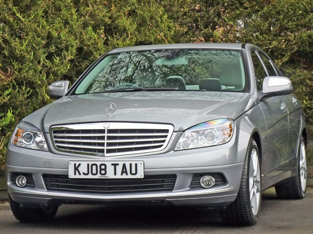 used Mercedes C200 KOMPRESSOR ELEGANCE in dorset